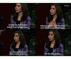 himym, how i met your mother, and tracy mcconell image
