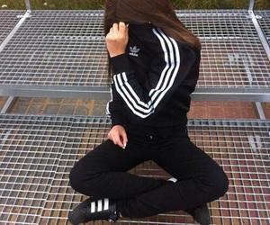 adidas, black, and nike image