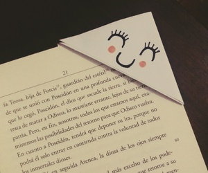 books, kawaii, and nerd image