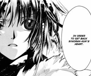 clamp, manga, and sakura image