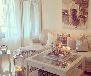 room, home, and candle image