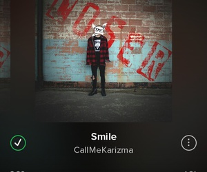 music, smile, and loser image