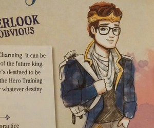 ever after high and dexter charming image