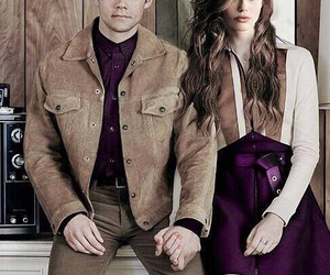 dylan o'brien, holland roden, and teen wolf image