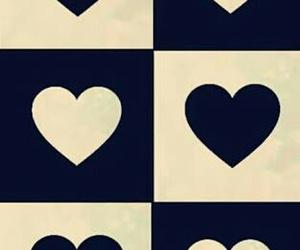 padrão and corações image