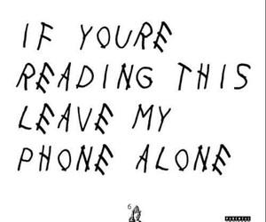 Drake, true, and wallpaper image