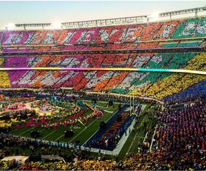 coldplay, super bowl, and bruno mars image