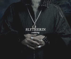 slytherin and aesthetic image