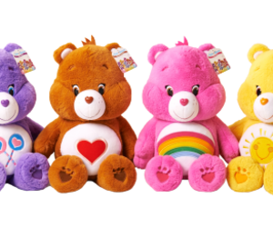 80's, retro, and care bears image