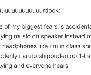 anime, class, and fear image