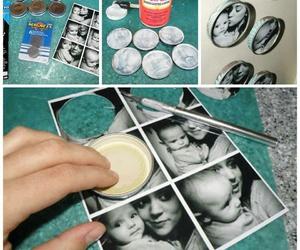 diy, photos, and magnet image