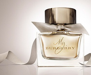 Burberry, perfume, and white image