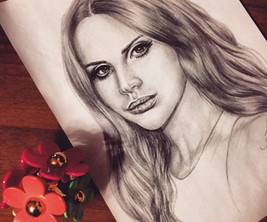art, lana, and marc jacobs image
