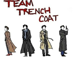 sherlock, doctor who, and castiel image