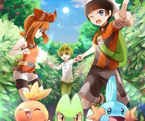 pokemon, cute, and mudkip image