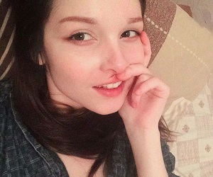 girl, russian, and pale image