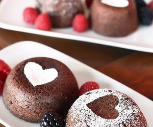 cakes, recipes, and chocolate image