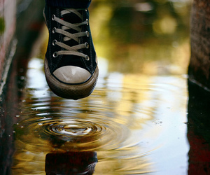converse, photography, and shoe image