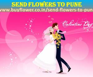 send flowers to pune, florist in pune, and online florist pune image