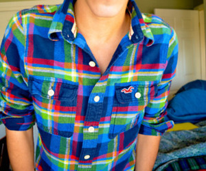 boy, hollister, and photography image