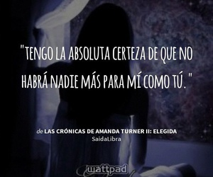 amor, frases, and solo tu image