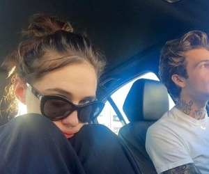 couple and jesse rutherford image