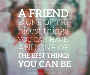 sayings and friends image