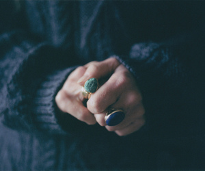 hands, rings, and ring image