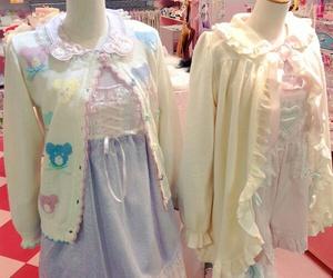 beauty, clothes, and Harajuku image