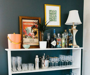alcohol, cabinet, and hollywood image