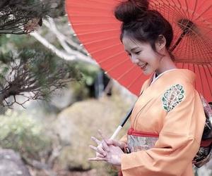 japan, kimono, and cute image
