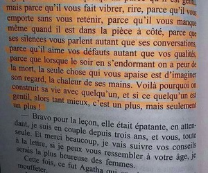 book, french, and quotes image