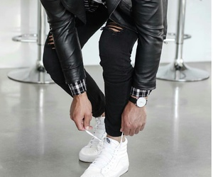 blogger, men, and outfit image