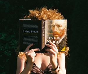 book, vincent van gogh, and gogh image