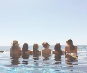 friendship, ladies, and lauren conrad image