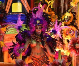 carnaval and rio de janeiro image
