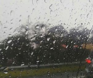 car, rain, and random image