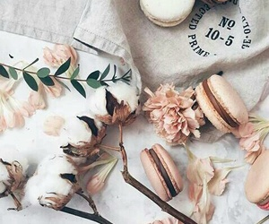 roses, Cookies, and food image