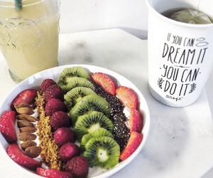 eat, fitness, and FRUiTS image