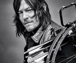 the walking dead, twd, and norman reedus image
