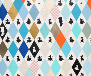alice in wonderland, Collage, and pattern image
