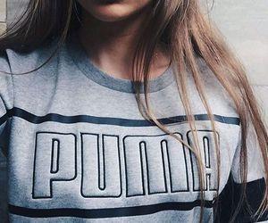 fashion, outfits, and puma image