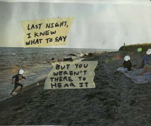 quotes, tumblr, and sad image