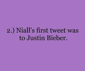 justin bieber, niall horan, and one direction image