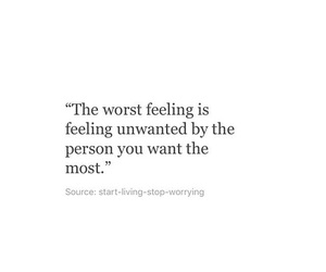 feelings, heart, and quote image