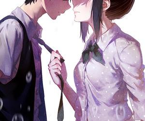 anime, hyouka, and couple image