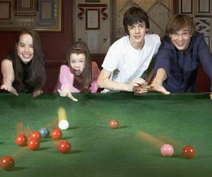anna popplewell, william moseley, and georgie henley image