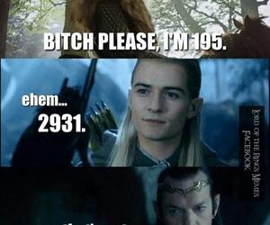 Legolas, galadriel, and aragorn image