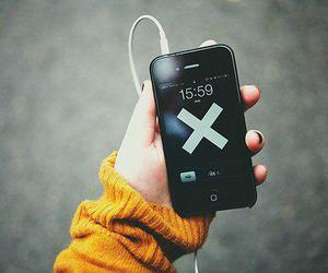 iphone, the xx, and music image