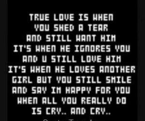 crush, love, and heartbroken image